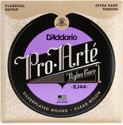 Set Cuerdas Guitarra Clasica DAddario Pro Arte Extra Hard