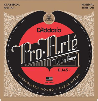 Set Cuerdas D'Addario Pro Arte Normal Tension