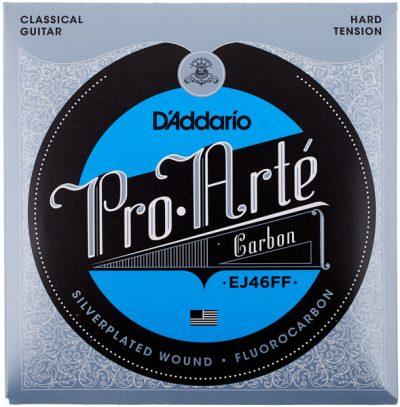 DAddario Carbon Hard Tension Para Guitarra Clásica