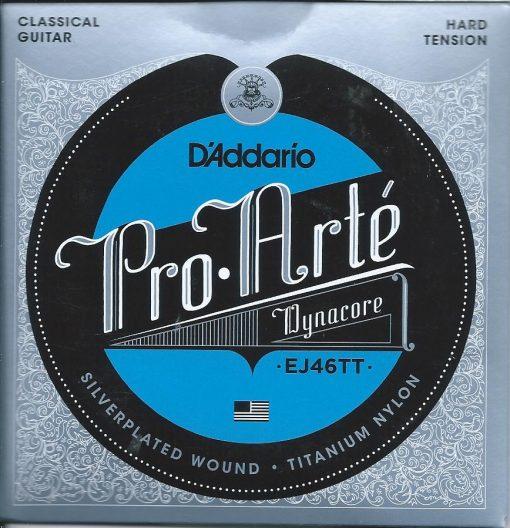 DAddario PRO ARTE Titanium Nylon para Guitarra Clásica
