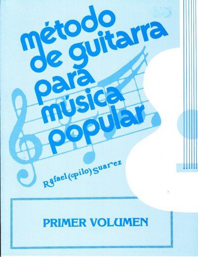Método de Guitarra para música Popular Vol. 1