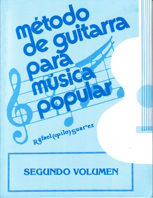 Método de Guitarra para música Popular Vol 2