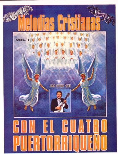 Método para el Cuatro Puertorriqueño con Melodías Cristianas