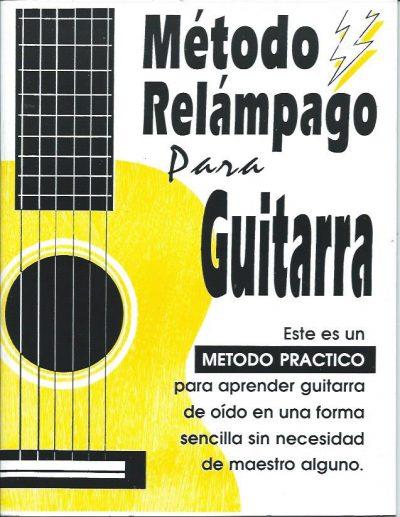 Método Relámpago para Guitarra