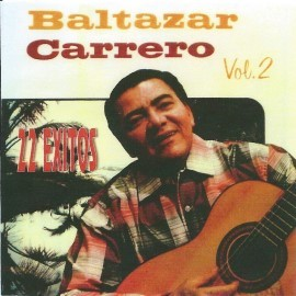 Baltazar Carrero 22 Exitos