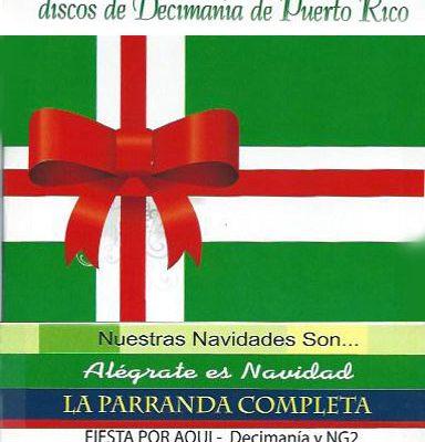 Colección Navideña de DECIMANIA