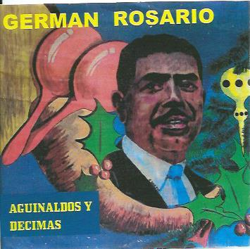 Aguinaldos y Décimas - German Rosario