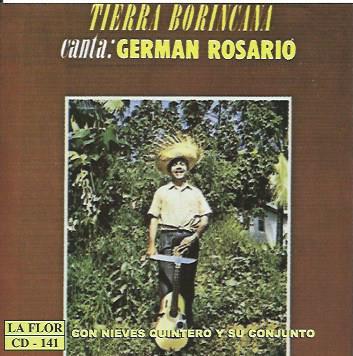 Tierra Borincana - German Rosario con Nieves Quintero y su Conjunto