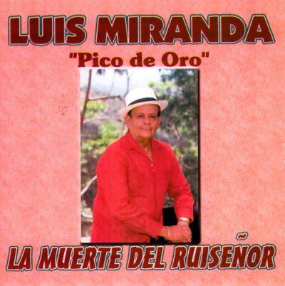 La Muerte del Ruiseñor - Luis Miranda