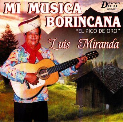Mi Música Borincana - Luis Miranda