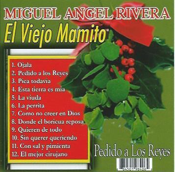 Miguel Angel Rivera - Pedido a Los Reyes