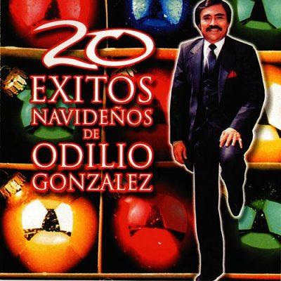 20 Exitos Navideños de Odilio González