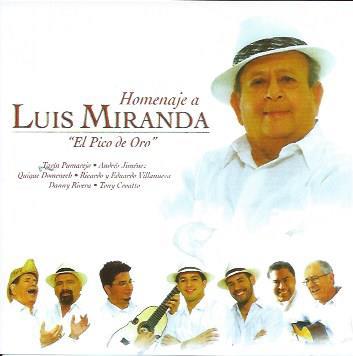 Homenaje a Luis Miranda