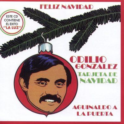 Odilio Gonzalez, Tarjeta de Navidad