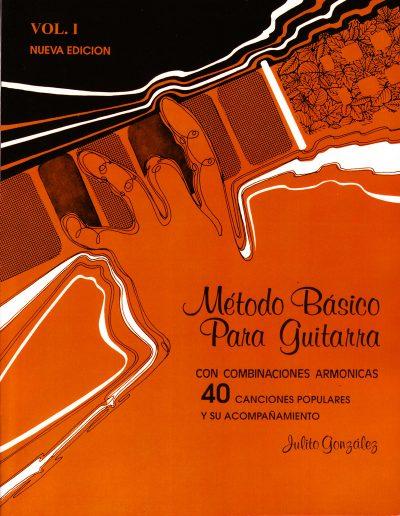 Método Básico para Guitarra Vol. 1 Nueva Edición