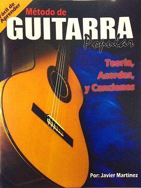 Método Fácil de aprender Guitarra Popular