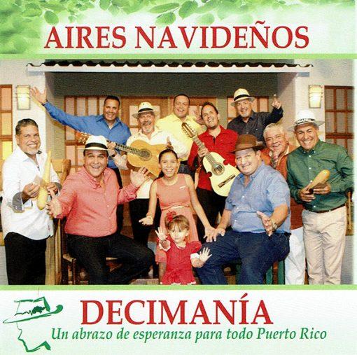 Decimanía de Puerto Rico - Aires Navideños