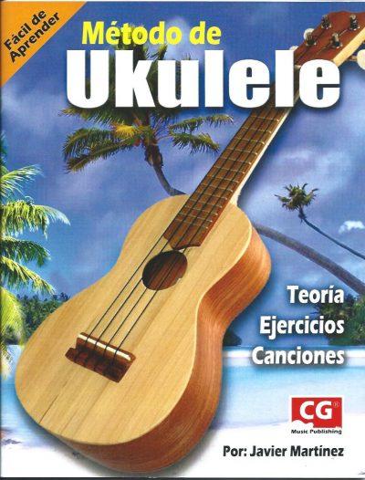 Método Ukulele Teoria, Ejercicios y Canciones