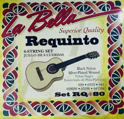 La Bella Requinto RQ80