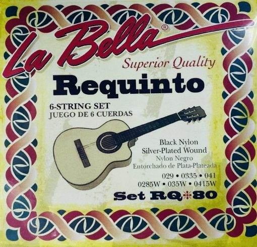 La Bella Requinto RQ80
