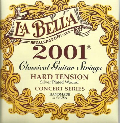 Bella 2001 Hard Tension Guitarra Clásica