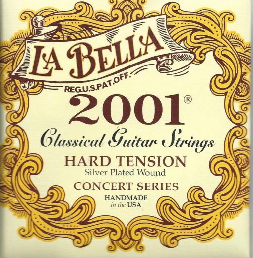 Bella 2001 Hard Tension Guitarra Clásica