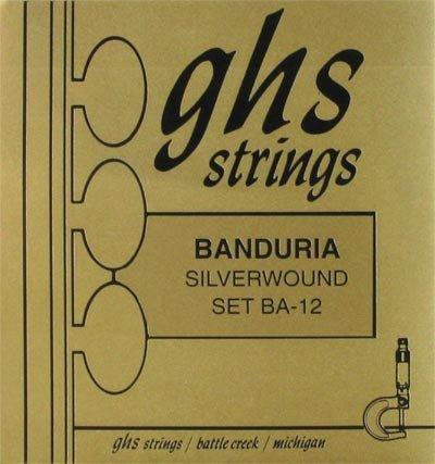 Cuerdas GHS para Banduria