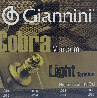 Cuerdas Giannini para Mandolina