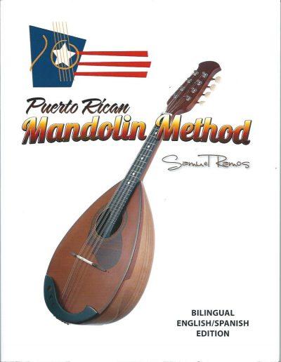 Puerto Rican Mandolin Method - Samuel Ramos