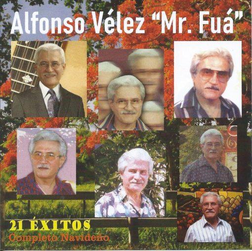 Alfonso Vélez - 21 éxitos Navideños