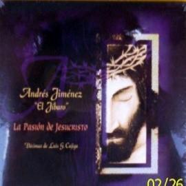 Andres Jimenez la pasion de Jesucristo