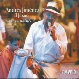 Andrés Jiménez Nació en borikén