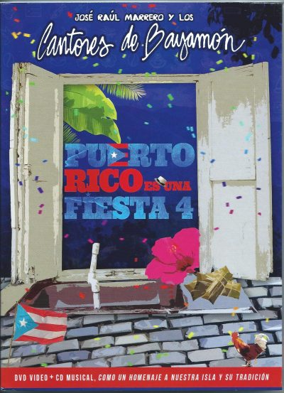 Cantores de bayamón - Puerto Rico es una fiesta 4