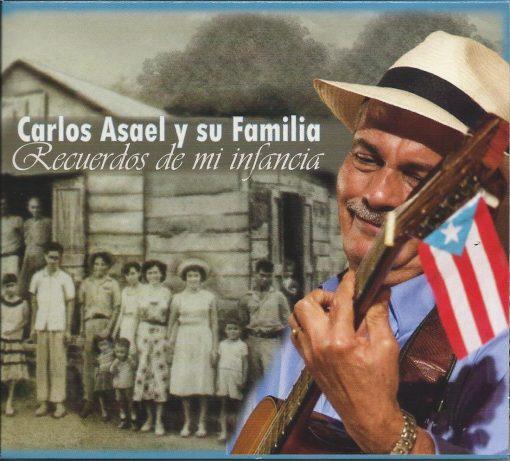 Carlos Martinez y su Familia