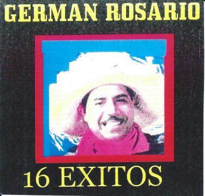 16 Exitos de German Rosario