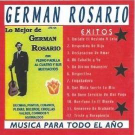 Musica para todo el año - German Rosario