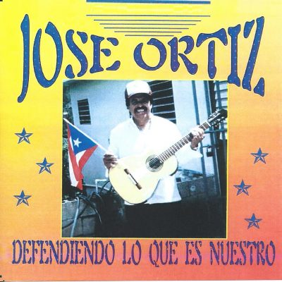 Jose Ortiz Defendiendo lo que es nuestro