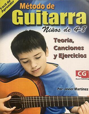 Método Fácil de aprender Guitarra para Niños