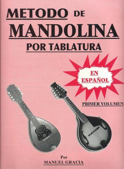 Manuel_Gracia-Metodo_de mandolina_parte_uno