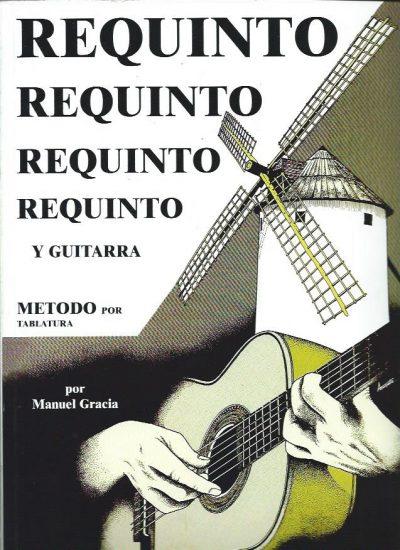 Métod de Aprendizaje para el Requinto - Manuel Gracia