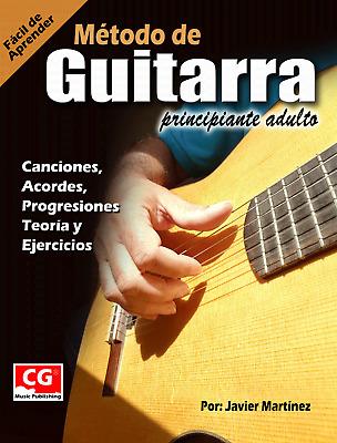 Método Fácil de aprender Guitarra Para Principiantes Adulto