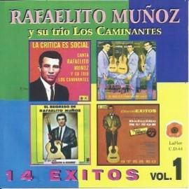 Rafaelito Muñoz 14 exitos vol, 1