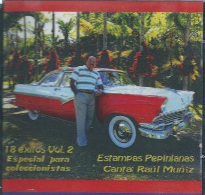 18 Éxitos Vol. 2 - Raúl Muñiz
