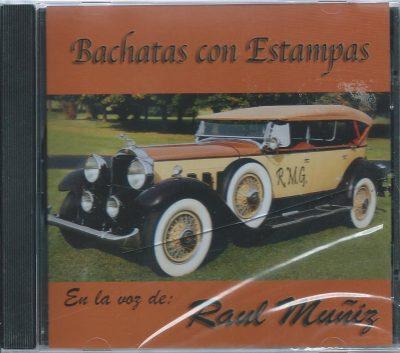 Raul Muniz bachata con estampas