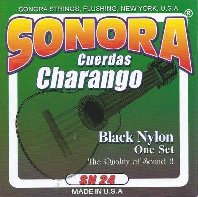 Cuerdas Sonora de Charango