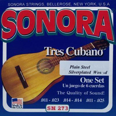 Cuerdas Sonora TresCubano