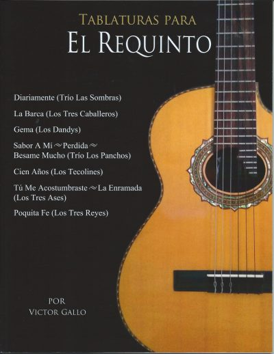 Tablaturas para requinto