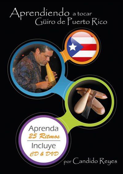 Candido Reyes - Método para el Güiro de Puerto Rico