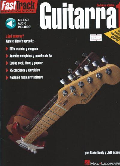 Fast Track - Guitarra 1
