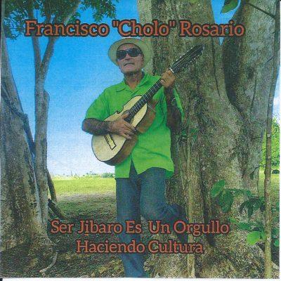 """Francisco """"Cholo"""" Rosario Haciendo Cultura"""